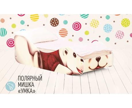 Детская кровать Полярный мишка - Умка