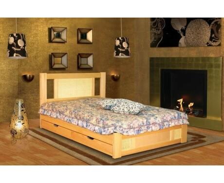 Кровать Лион-2 (с ящиками)