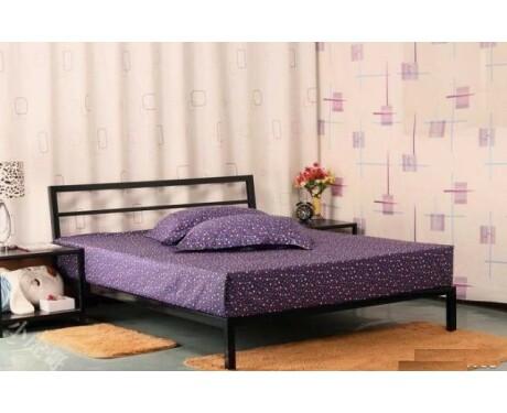 Металлическая кровать Олимп 8