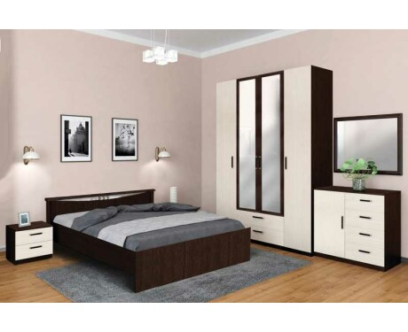 Модульная спальня Лотос