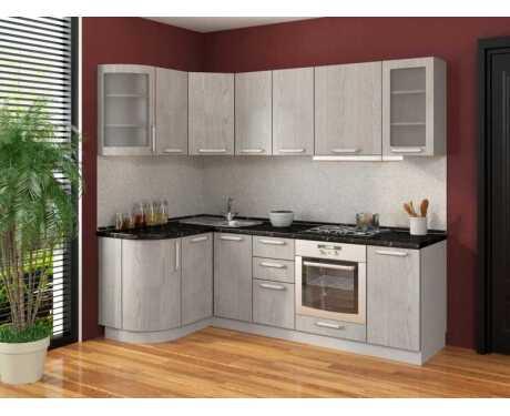 Кухня Классика угловая 1335*1800 мм
