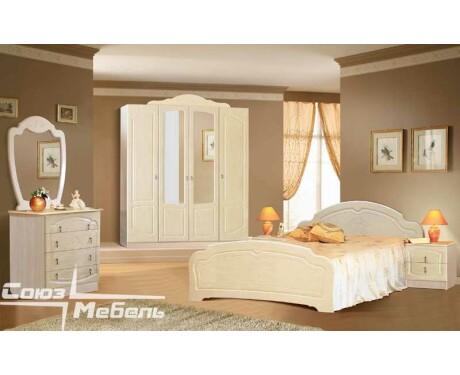 Модульная мебель для спальни Валенсия