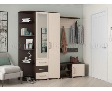 Модульная мебель для прихожей Белла
