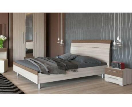 Кровать 1600*2000 без ортопеда Азалия