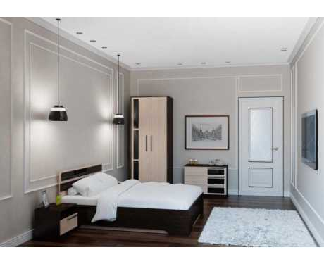 Мебель для спальни Эдем-2 (композиция 2)