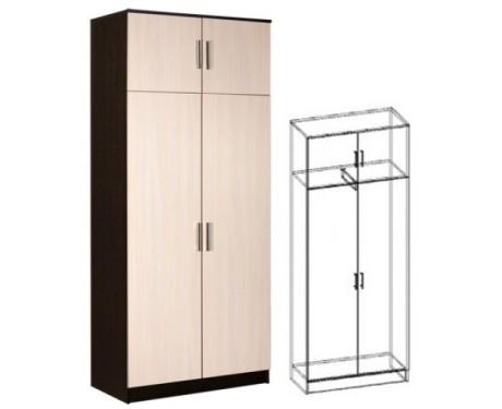 Шкаф 2-х дверный Машенька