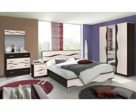 Модульная спальня Гардония (композиция 1)
