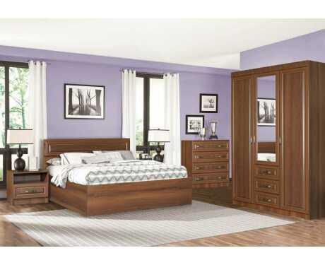 Модульная спальня Линда (композиция 1)