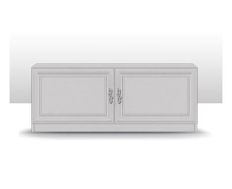 Сорренто прима - тумба для аппаратуры 450*1200 (9)