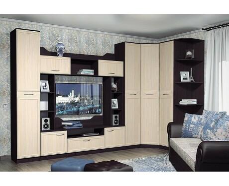Мебель для гостиной Браво (композиция 1)