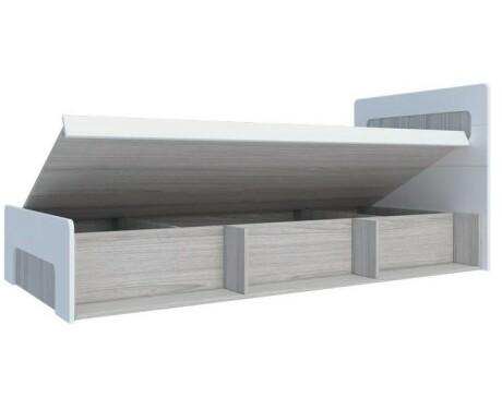 Палермо-Юниор кровать 900*2000 с подъемным механизмом