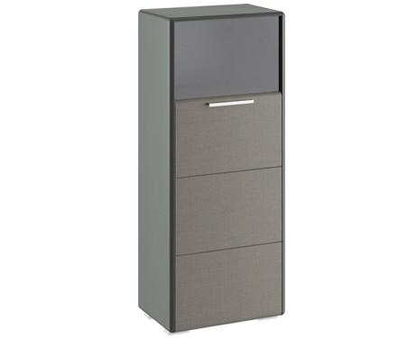 Шкаф комбинированный с 1-ой дверью Наоми ТД-208.07.28