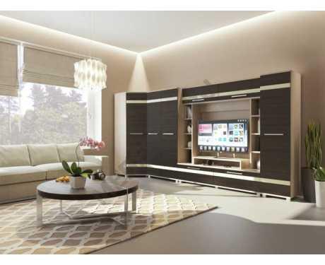 Мебель для гостиной Оливия (композиция 3)