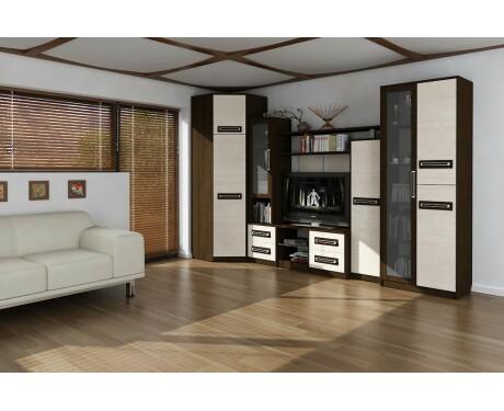 Мебель для гостиной Куба (композиция 2)