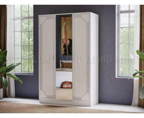 Шкаф 3-х створчатый Афина №1