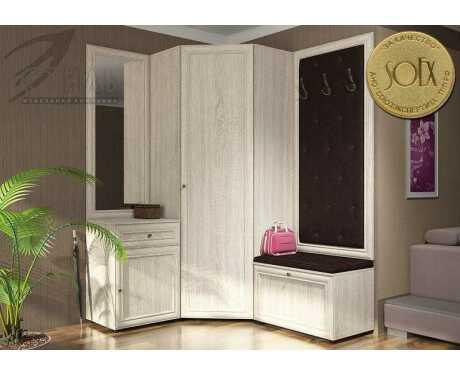 Модульная мебель для прихожей Оскар-7 Модена (композиция 2)