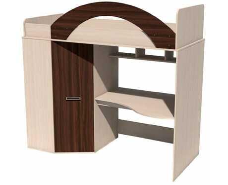 ИЧП 15-01 Кровать (без лестницы)