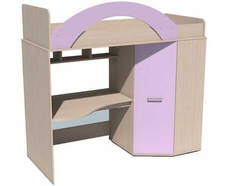 ИЧП 15-01 М Кровать (без лестницы)