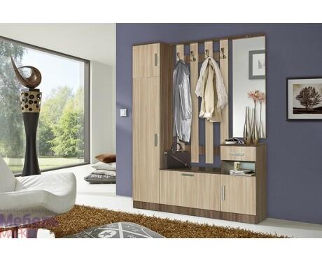 Мебель для прихожей Машенька (композиция 3)