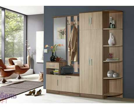 Мебель для прихожей Машенька (композиция 4)