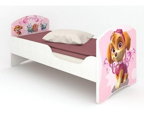 Кроватка Щенячий патруль - Скай без ящиков