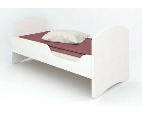 Кроватка Classic белая без ящиков