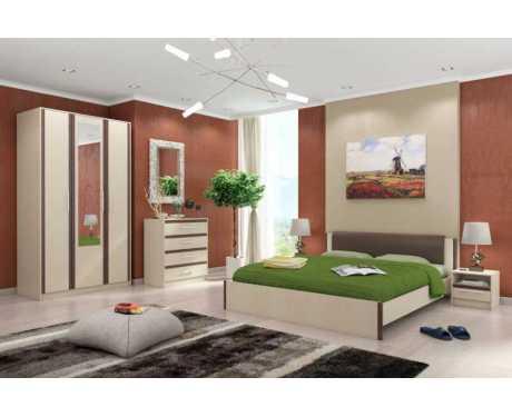 Модульная спальня Новелла (композиция 1)