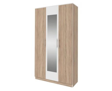 СТЛ.109.06 Шкаф 3-х дверный с зеркалом