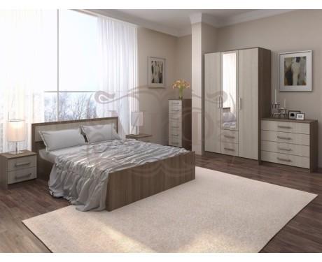 Модульная мебель для спальни Фиеста (композиция 3)