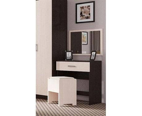 Стол туалетный+зеркало Эдем-5