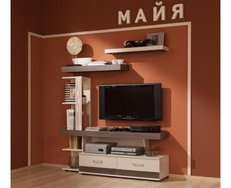 Мебель для гостиной Майя (композиция 1)