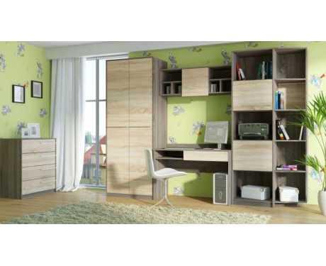 Мебель для детской МДК-4.11 (композиция 2)