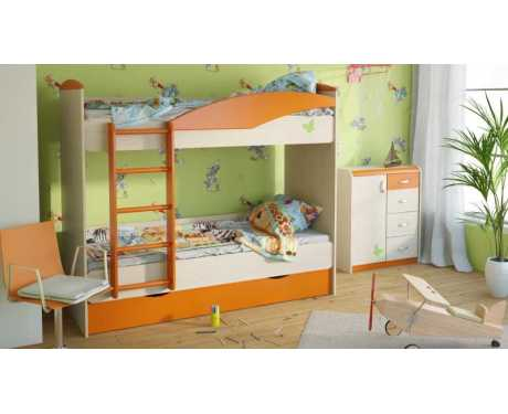 Мебель для детской ЖК 4.5-М (композиция 2)