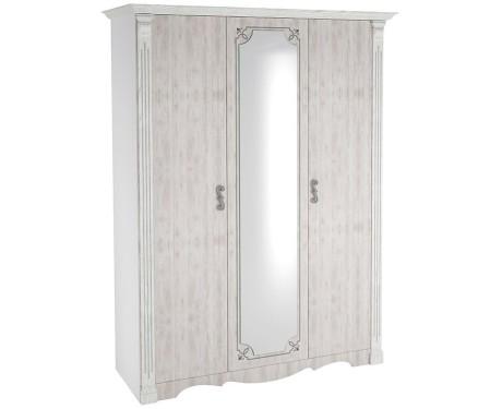 Шкаф 3-х дверный для одежды и белья Ольга-1Н