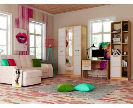 Модульная подростковая мебель Фанк (композиция 3)