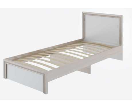 модуль №21 Кровать с ламелями