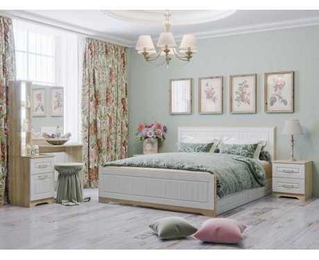 Модульная спальня Оливия (композиция 1)