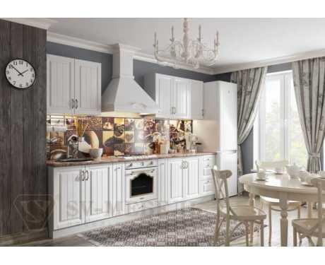 Модульная кухня Прованс (SV-Мебель) (композиция 1)