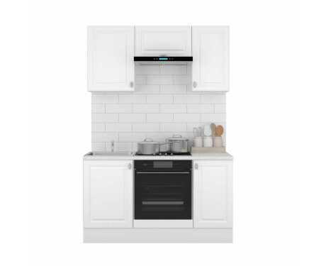 Кухня Ева 1500 (белый)