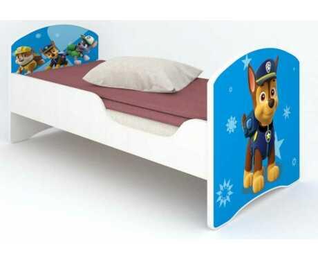 Кроватка Щенячий патруль - Чейз без ящиков