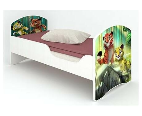 Кроватка Лео и Тиг без ящиков