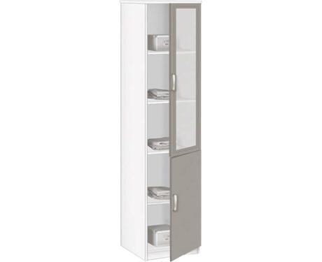 Шкаф со стеклом 20.10 Соло