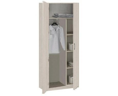 Лотос Шкаф для одежды 2-х дверный 5.24