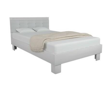 Кровать 1200*2000 с щитовым основанием Азалия 1200М