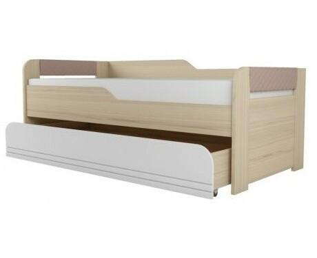 Кровать 2-х уровневая 900.1 Стиль (верх 900*1900; низ 800*1800)