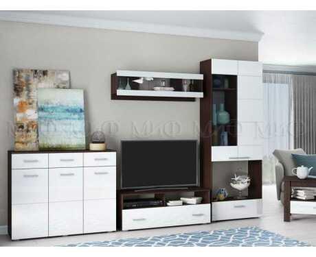 Модульная мебель для гостиной Нэнси (композиция 1)