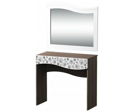 Туалетный стол с зеркалом Селена МДФ