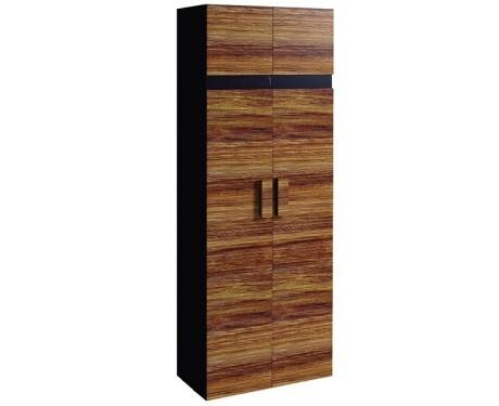Hyper (прихожая) Шкаф для одежды 2.Корпус Венге+фасад Палисандр