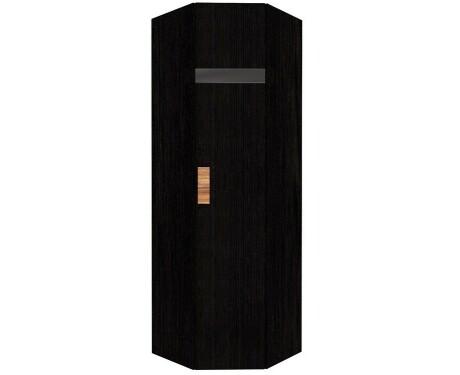 Hyper (прихожая) Шкаф угловой 2.Корпус Венге+Фасад Венге (левый или правый)