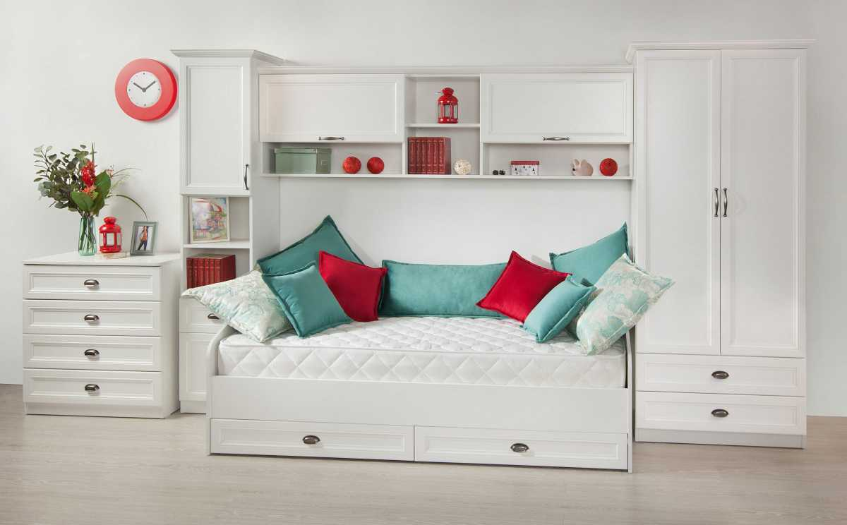 Модульная детская мебель Классика - Боровичи мебель  купить 9
